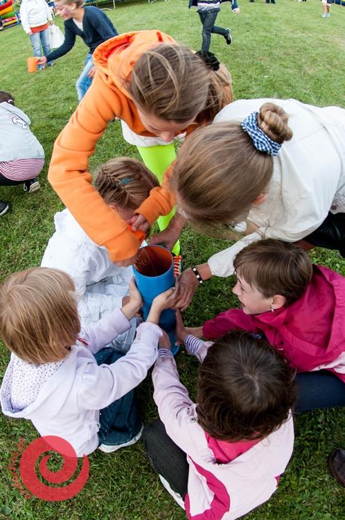 integracja dzieci i dorosłych