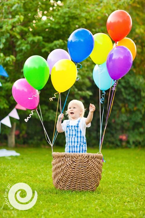 balony z helem konin, poznań, łódź