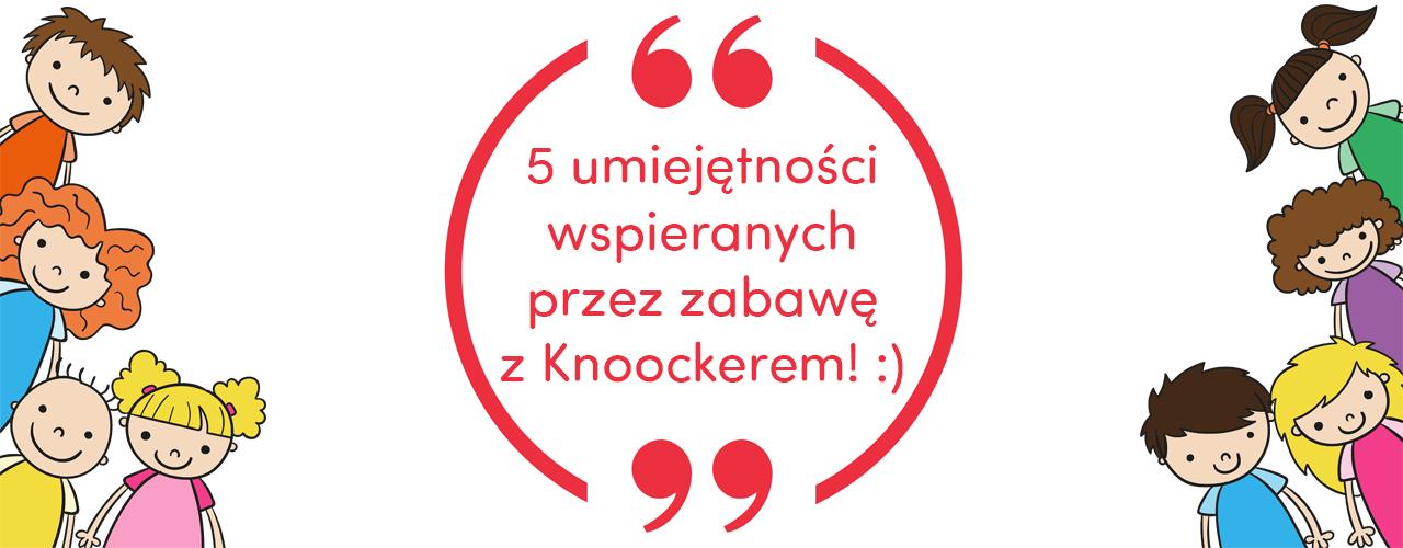 Knoocker - nuker, atrakcja na eventy dla dzieci, interaktywna ścianka do gry Konin, Warszawa, Łódź