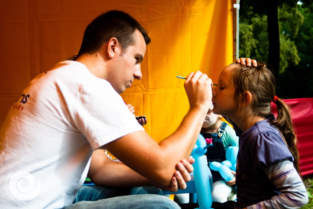 malowanie buzi dzieciom konin, poznań, łódź, warszawa