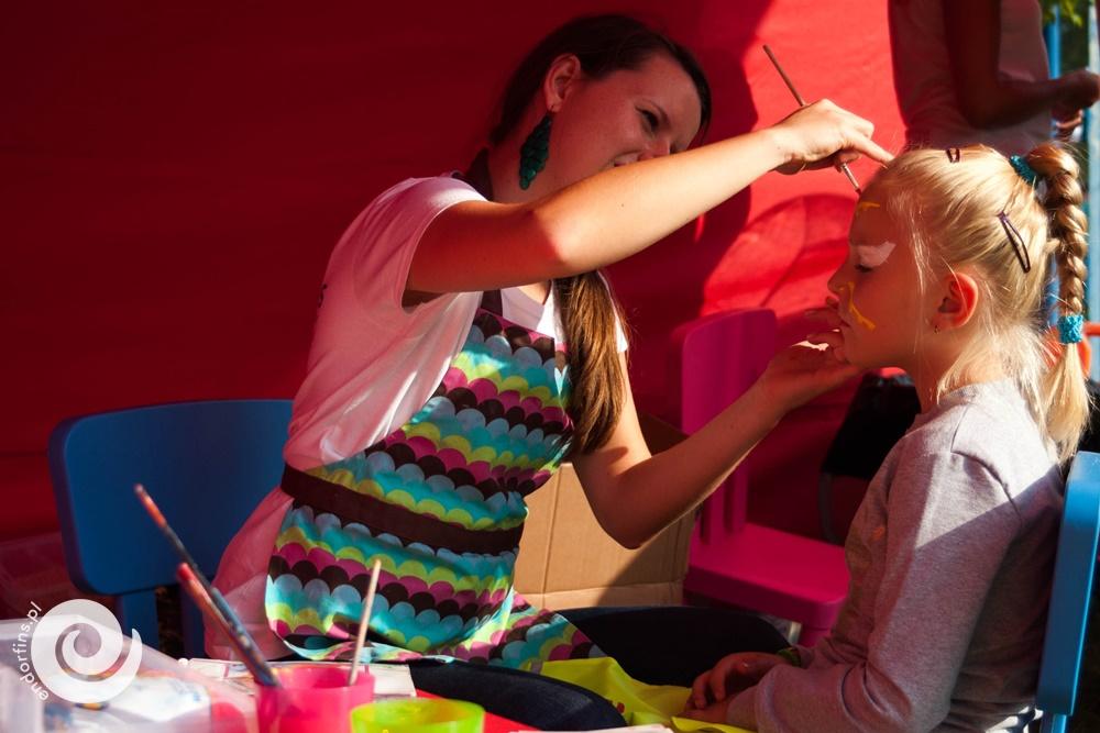 malowanie buzi dzieciom sieradz, kalisz, turek