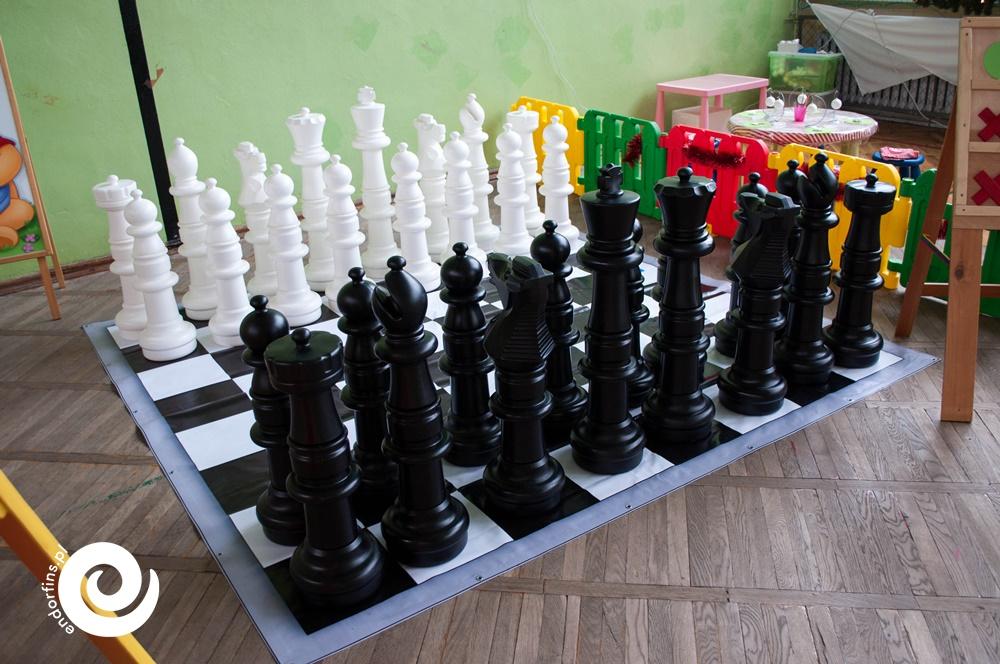 duże szachy rodzinne na imprezę firmową