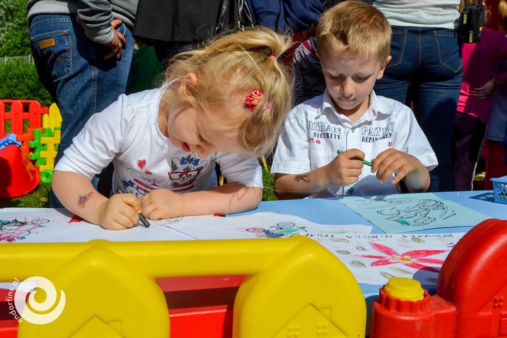 malowanki dla dzieci na piknik firmowy