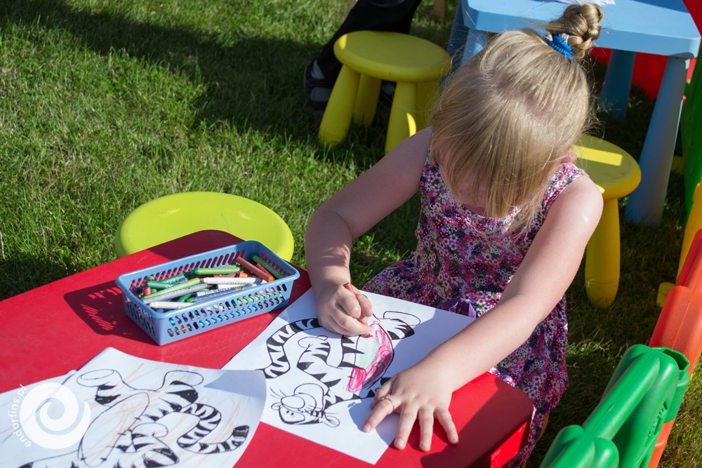 kolorowanki dla dzieci na piknik firmowy
