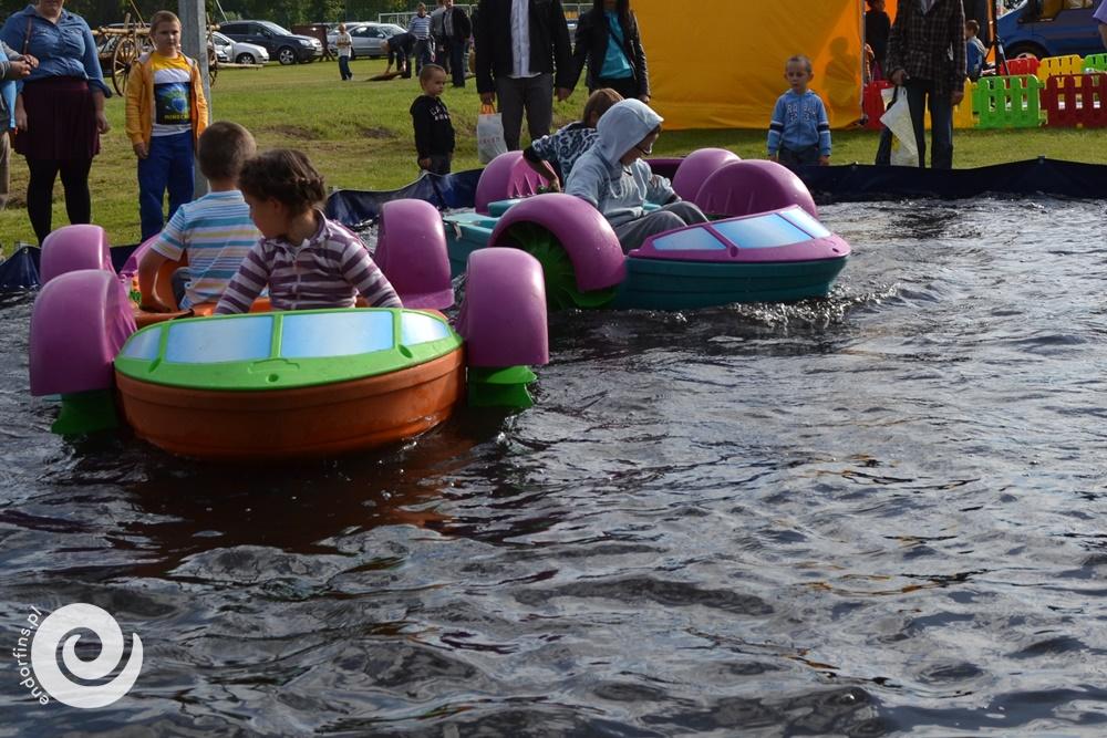 łódeczka dla dzieci do besenu wynajem wielkopolska