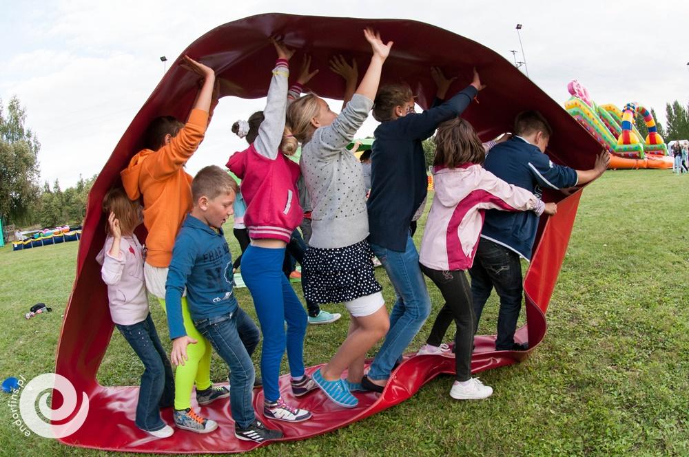 prowadzenie imprez dla dzieci