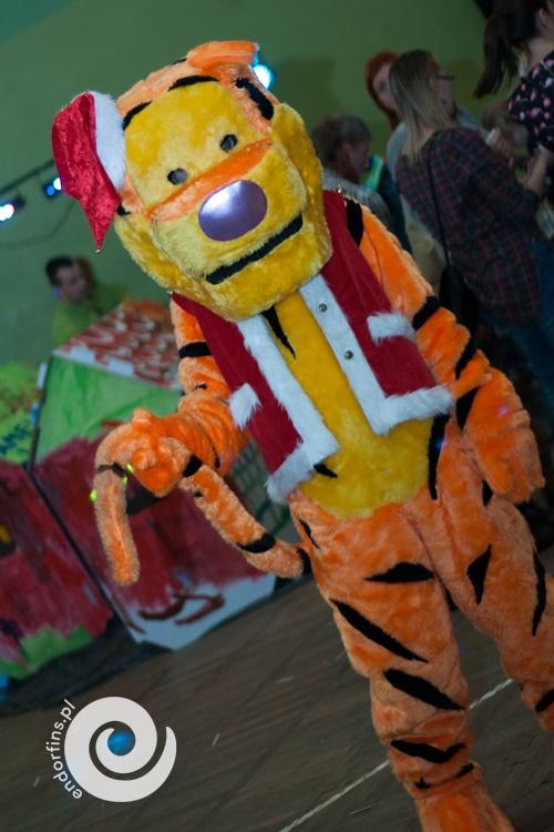 żywa-maskotka-tygrysek-z-kubusia-puchatka-wynajem-konin-poznań-łódź-warszawa